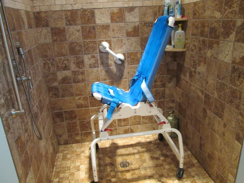 Handicap Bathroom Video On Facebook best wheelchair ramps, stairlifts, handicap bathrooms - new jersey