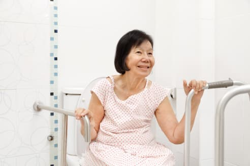How to Retrofit Your Bathroom for a Disabled Loved One