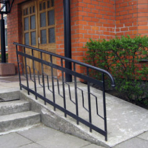 Use the Advantage of Installing a Wheelchair Ramp