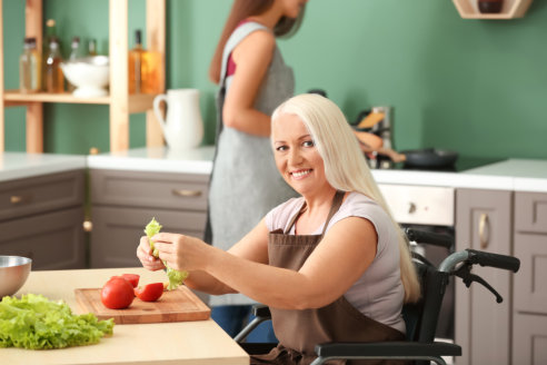Turn Kitchen Obstacle to Accessible
