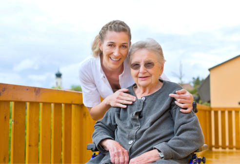 How to Help Seniors with Social Distancing