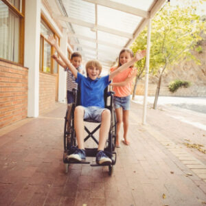 Advantages of Creating a Friendly Space for Disabled Children