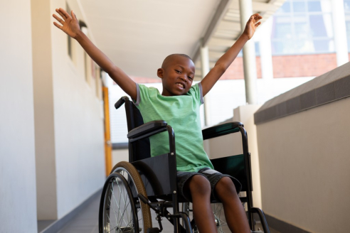 Modifying Your Home for Children in Wheelchairs