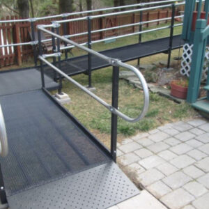 Learn the Benefits of Installing a Wheelchair Ramp at Home