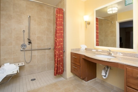 Accessible Showering for Wheelchair Users
